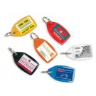 P5 Personalised keyrings