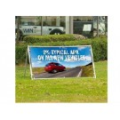 Vision Bannerstand Automotive Point of Sale