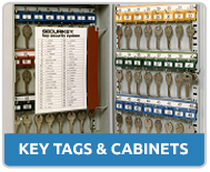 Key Tags and Key Tag Cabinets