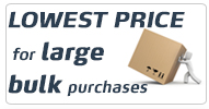 Lowest Price for Large Bulk Purchases