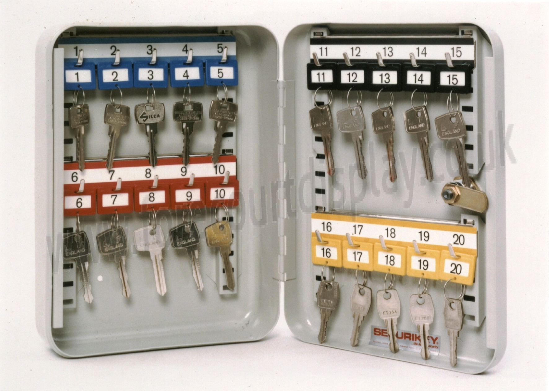 Key Cabinets - System 20