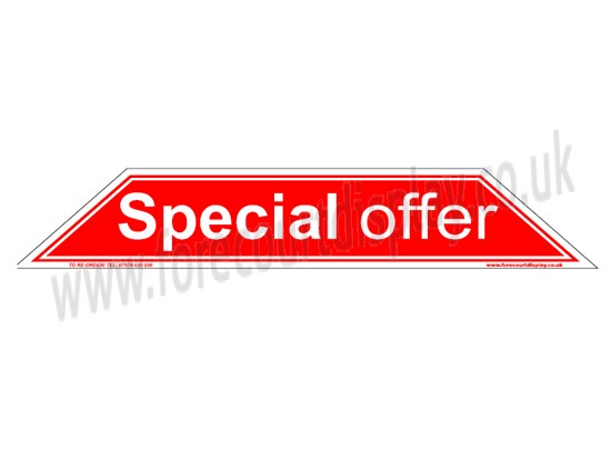 Special offer Windscreen Display