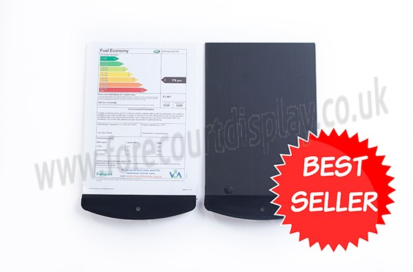 A4 Specification Sheet Holder