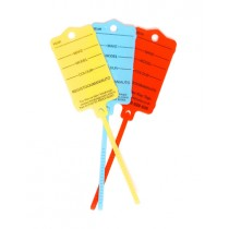 Easy Tags MT03 Self Tie Key Tags