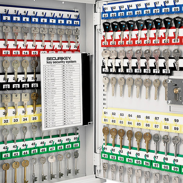 Key Tags & Cabinets